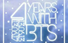 4 years with BTS!